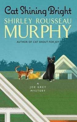 Cat Shining Bright, a Joe Grey cat mystery