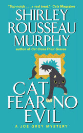 Cat Fear No Evil cover