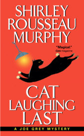 Cat Laughing Last cover